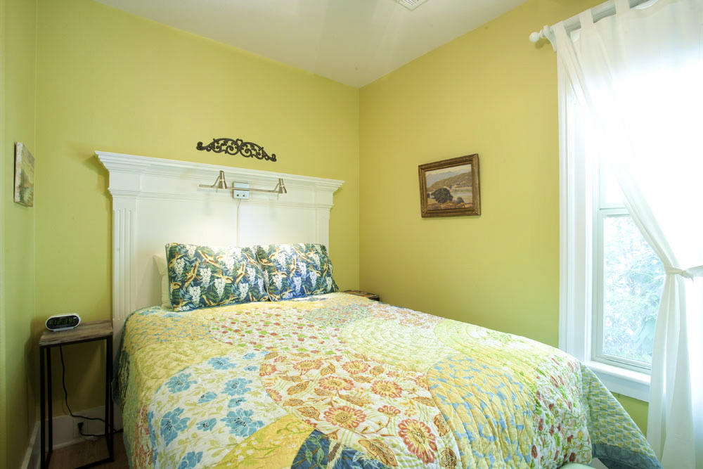 Room 4 - Bedroom at Broad Street Inn, Nevada City