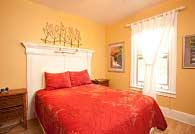Room 2 - Bedroom at Broad Street Inn, Nevada City