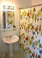 Room 2 - Bath Room at Broad Street Inn, Nevada City