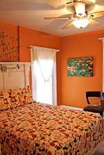 Room 3 - Bedroom at Broad Street Inn, Nevada City