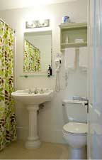 Room 3 - Bath at Broad Street Inn, Nevada City