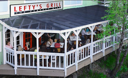 lefty's nevada city
