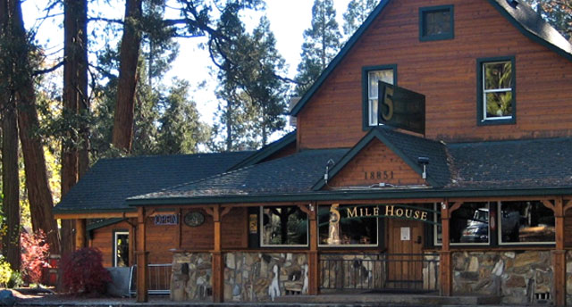 5 mile house nevada city