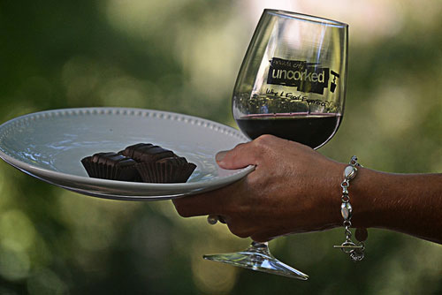 nevada city uncorked