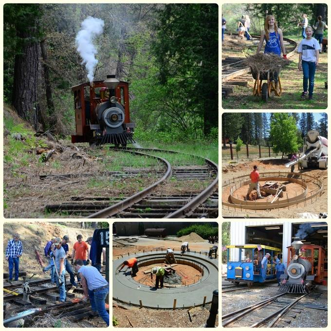 narrow gauge railroad